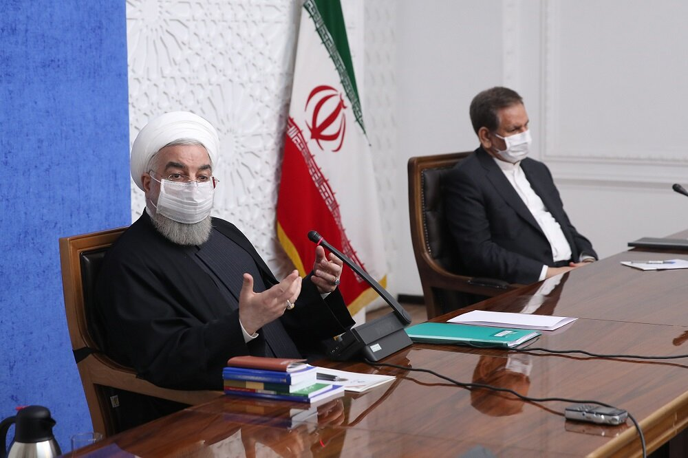 United States to kneel before Iranian nation: Rouhani