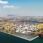 564k containers loaded, unloaded at Shahid Rajaee port