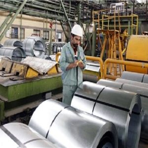 Iran's steel exports hit 88% growth in five months: IMIDRO